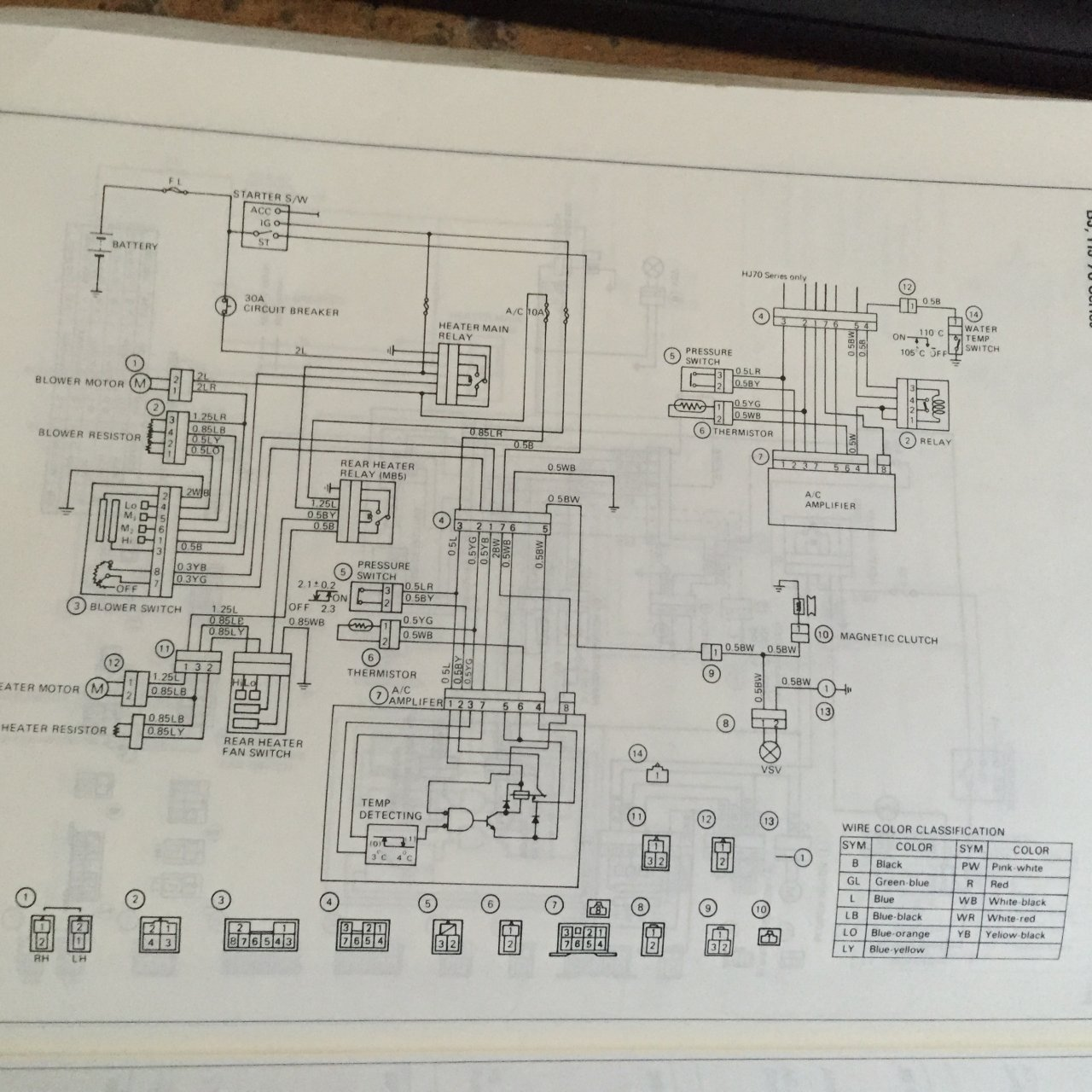 Bj74 Wiring Diagram Control Alternator For 12ht Ih8mud Forum Crazy Connection Rh Com