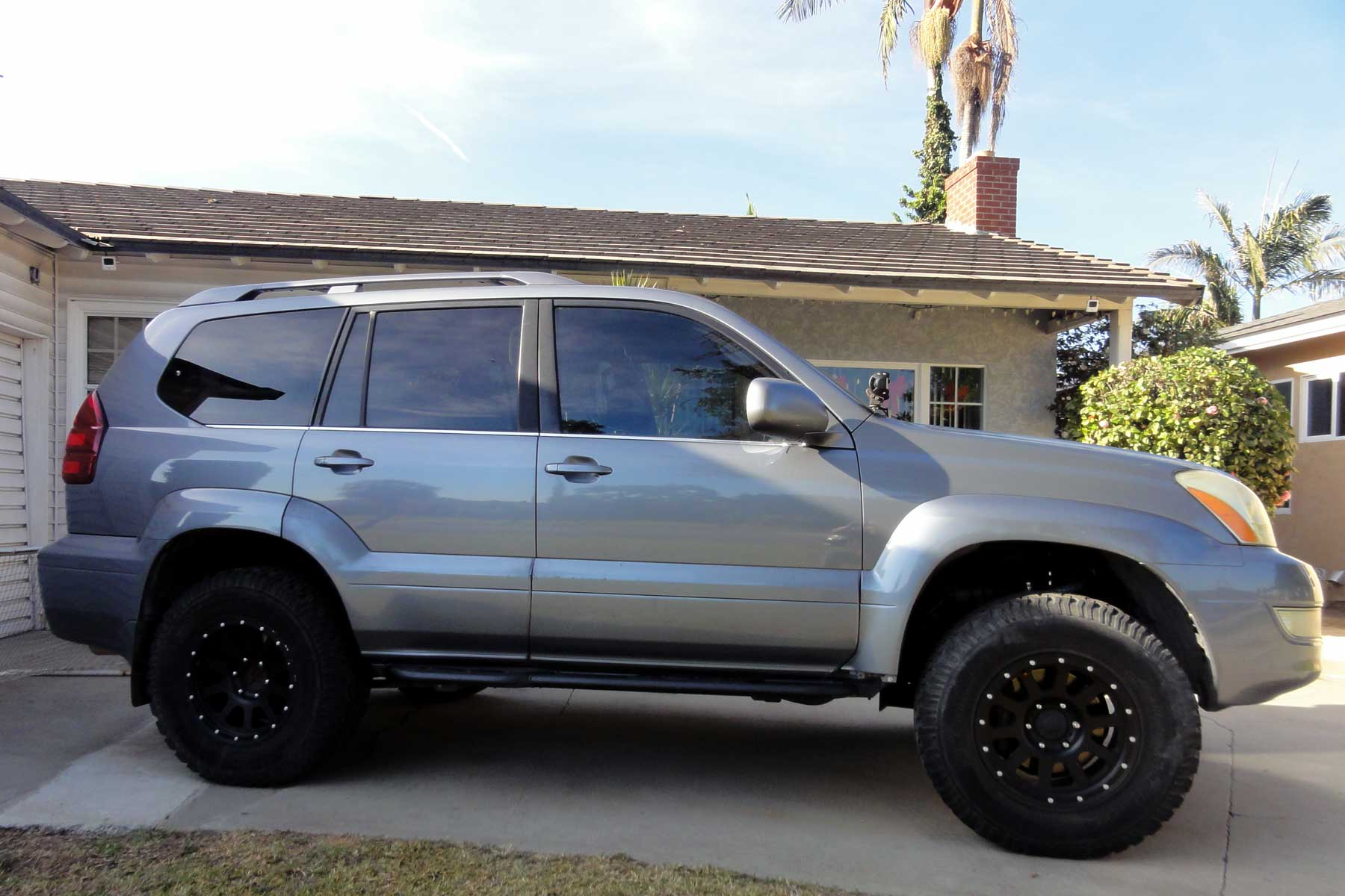 Why do you own a GX 470 instead of a 100 series LC or LX? | IH8MUD Forum