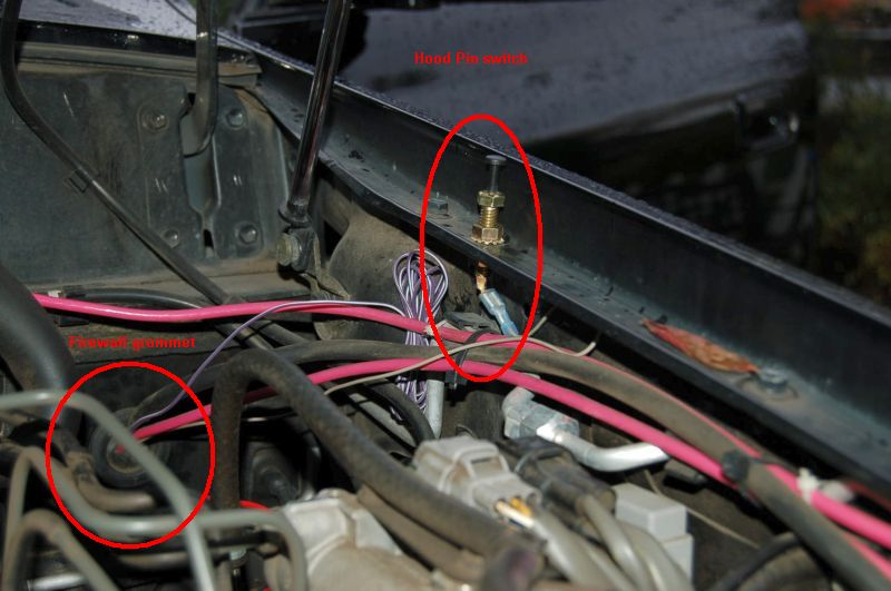 how to detailed diy for remote start alarm keyless entry ih8mud Wire Harness Assembly at panicattacktreatment.co