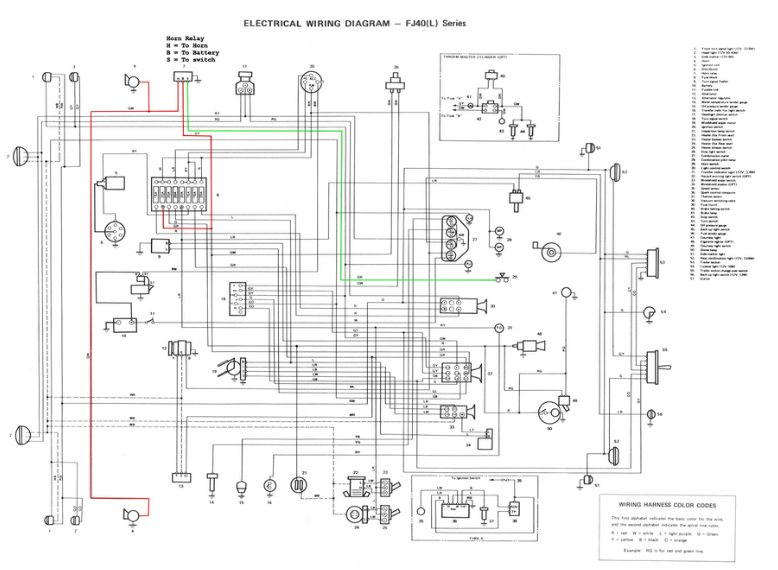 Tacoma Horn Wiring Diagram - Free Download Wiring Diagram