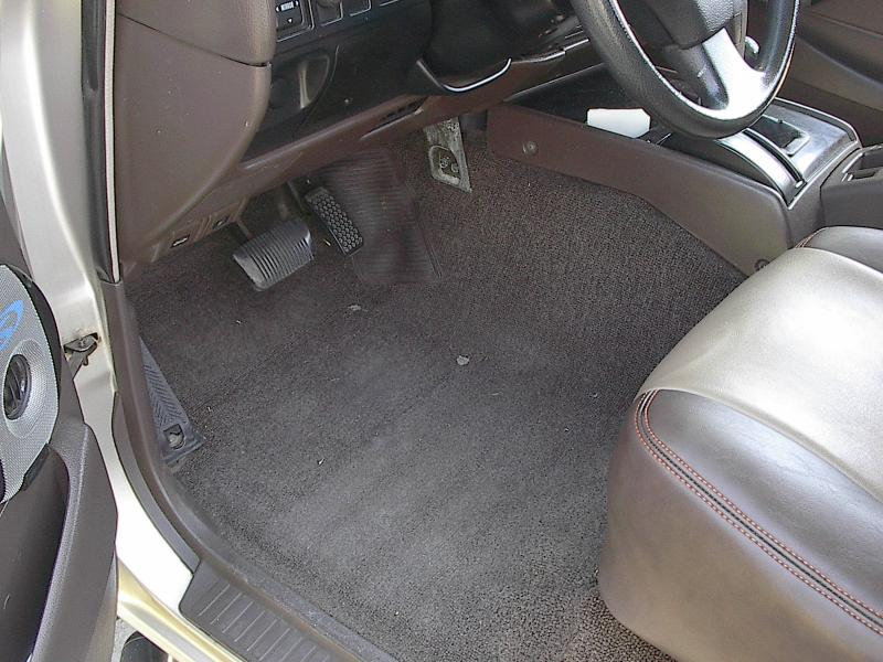 dark brown carpet full set fj80 ih8mud forum. Black Bedroom Furniture Sets. Home Design Ideas
