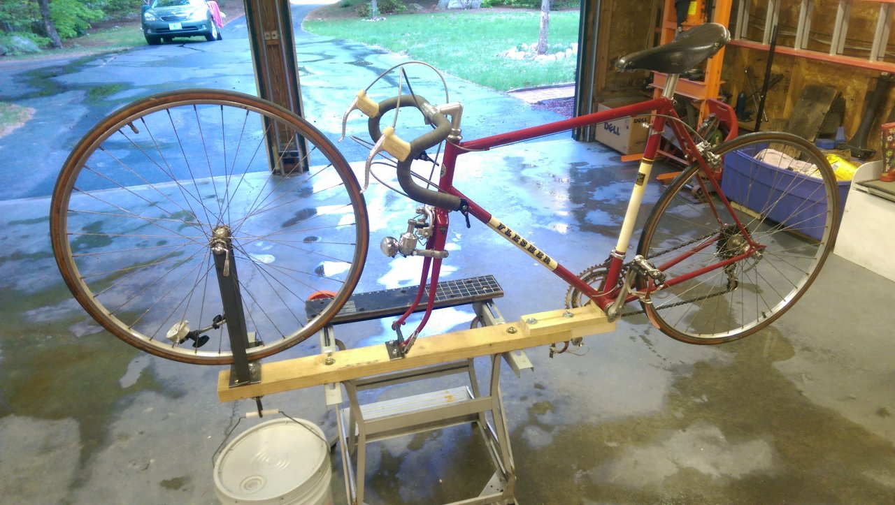 Shop bike repair stand? | IH8MUD Forum