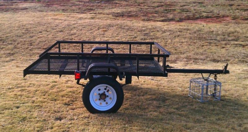 4x6 Camping Trailer Can It Be Done Ih8mud Forum