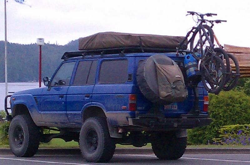 Need A Way To Carry Bikes On The Cruiser Ih8mud Forum