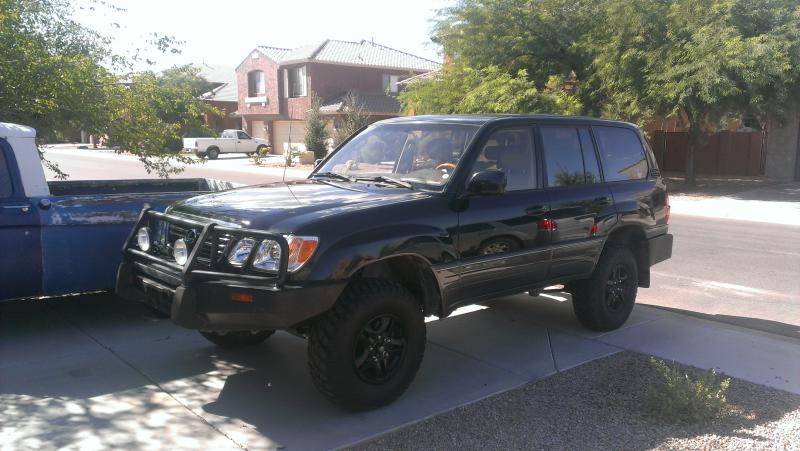 Toyota Of South Florida >> 2002 LX470 Lifted with Bumpers | IH8MUD Forum
