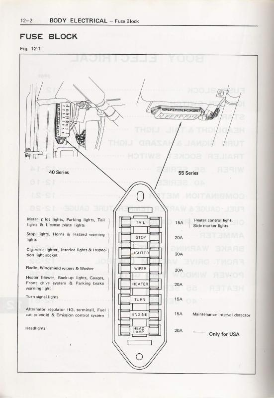dec 1977 wiring diagram help ih8mud forum 1984 fj40 fuse box diagram at edmiracle.co