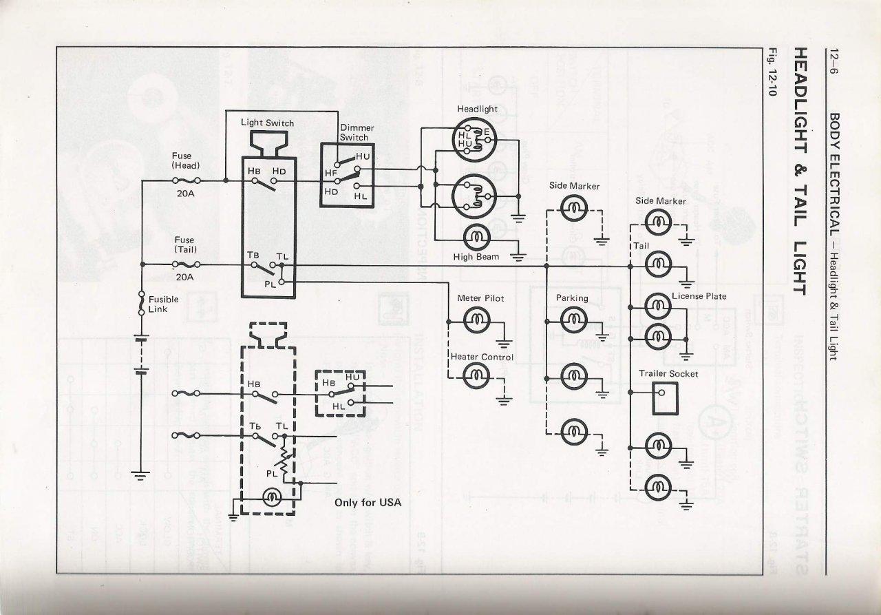 No Running Lights Ih8mud Forum Rheostat Switch Wiring Diagram Image 06