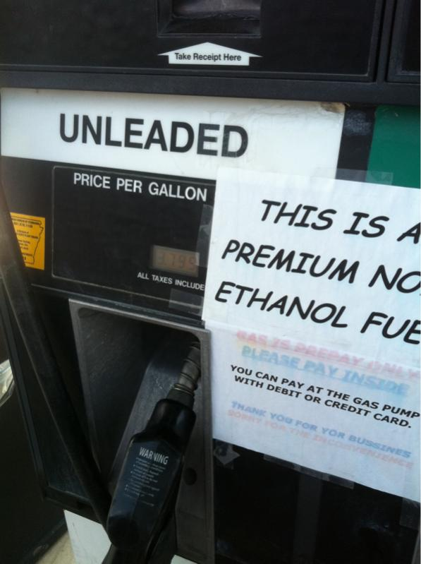 Non Ethanol Gas Stations >> Anyone Know Of A Non Ethanol Gas Station Ih8mud Forum