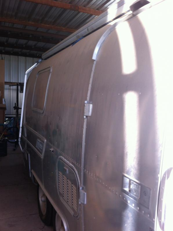 For Sale - 1972 Airstream Land Yacht safari | IH8MUD Forum