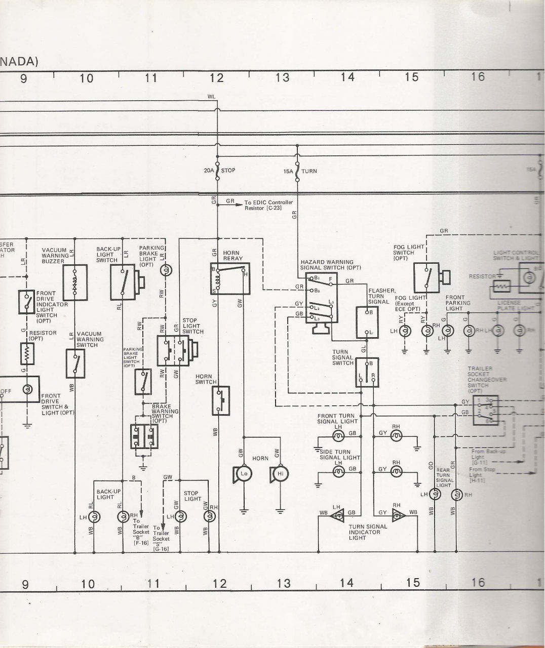 Where can I find a Wiring Schematic for a BJ40 Diesel   IH40MUD Forum