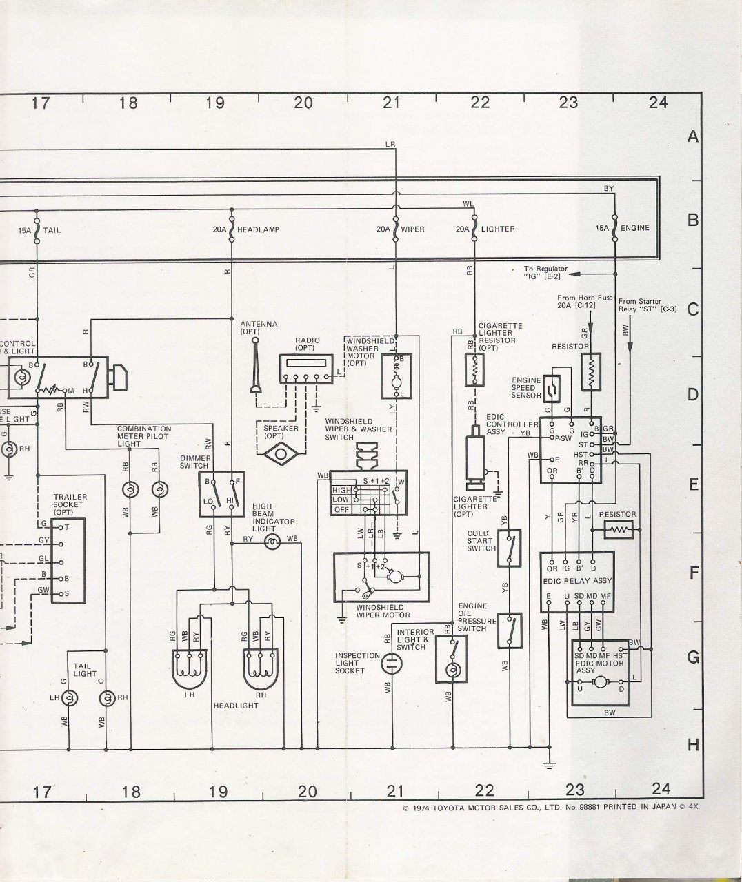 [FPWZ_2684]  Where can I find a Wiring Schematic for a BJ40 Diesel? | IH8MUD Forum | Bj40 Wiring Diagram |  | IH8MUD Forum