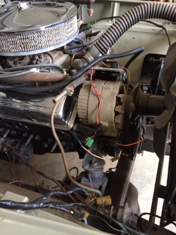 Px W Warning Battery Charge Visit Workshop further D Alternator Regulator Wiring Assistance Alternator Ford additionally T Alternator Conversion Kit additionally D Voltage Regulator Replacement Diy Alternator Airbox Removed as well Maxresdefault. on alternator voltage regulator