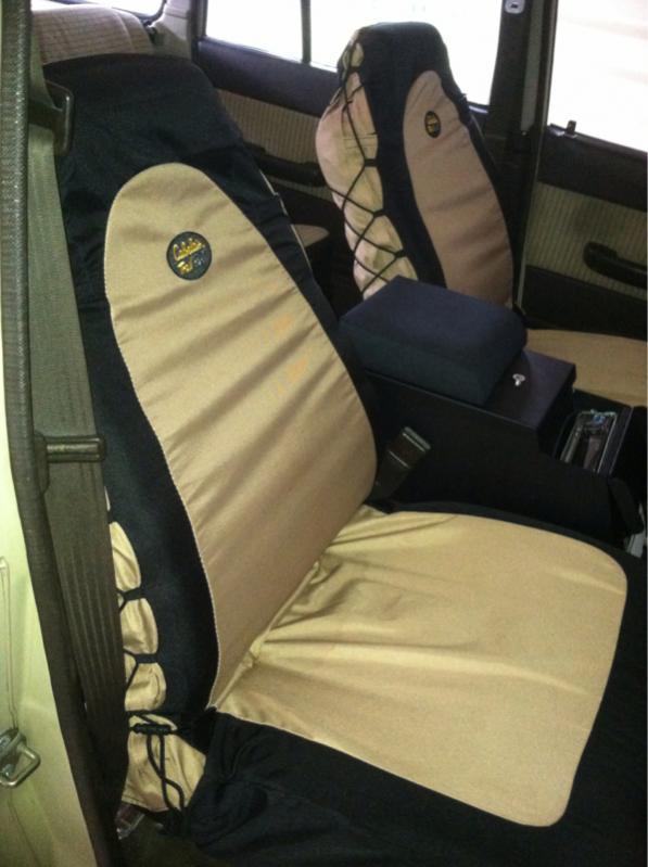 Cabela's Seat Covers | IH8MUD Forum