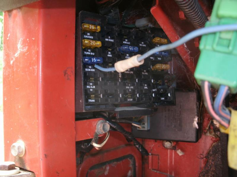 anyone know of a good replacement fuse block for 74 40? ih8mud forum centech wiring harness fj40 at soozxer.org