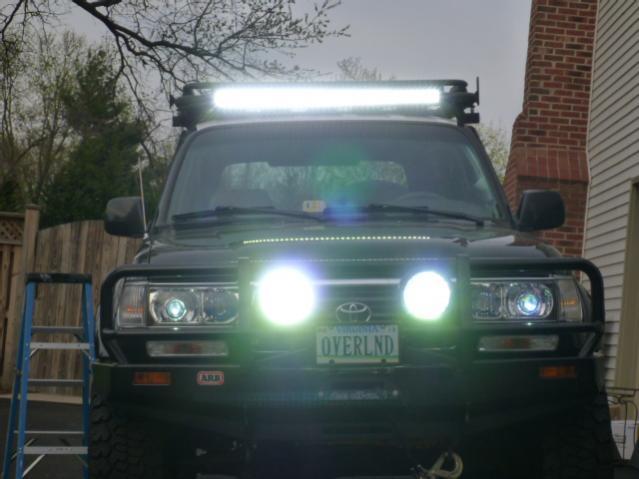 Suzuki Samurai Side Light Leds
