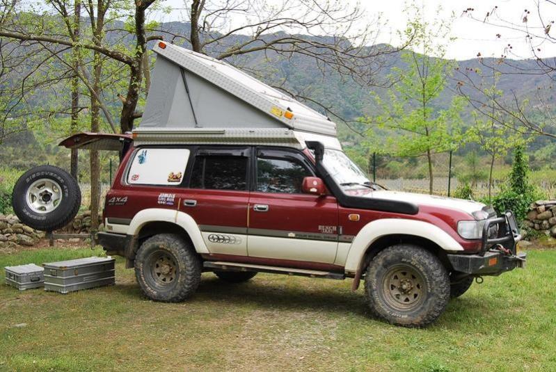 Toyota Virginia Beach >> CAMPTEQ's 80 Series Pop top Prototype | Page 3 | IH8MUD Forum