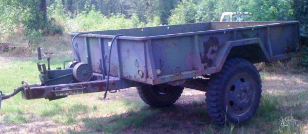 craigslist - Military trailer M100?   IH8MUD Forum