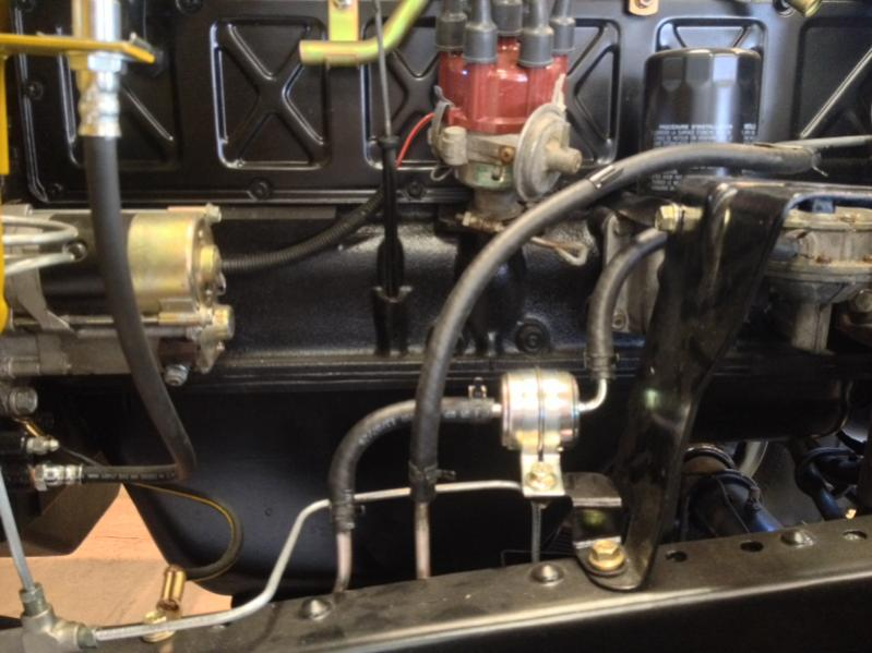 1977 Fuel line routing help | IH8MUD Forum