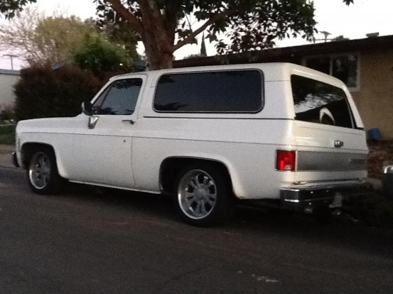 For Sale 1976 Chevy Blazer 2wd Ih8mud Forum