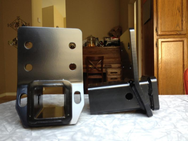 American Expedition Vehicles >> Fj40 Receiver hitch | IH8MUD Forum