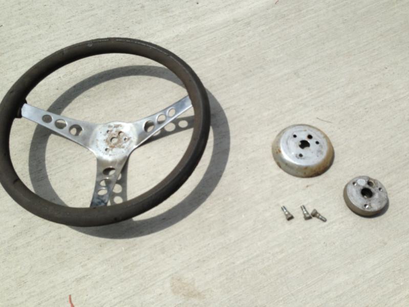 Toyota Fj Cruiser Accessories >> 3 bolt 36 spline steering wheel adapter | IH8MUD Forum