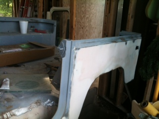 Surface prep for primer? | IH8MUD Forum