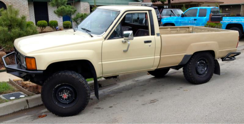 For Sale - [TX] 1986 Toyota Hilux Single Cab, Long Bed ...