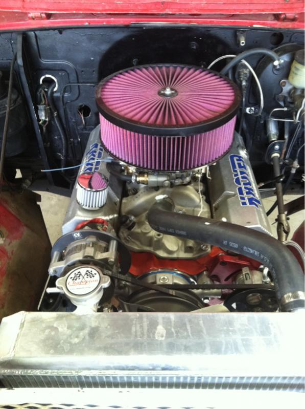 Used Fj Cruiser >> FJ40 small black chevy swap | IH8MUD Forum