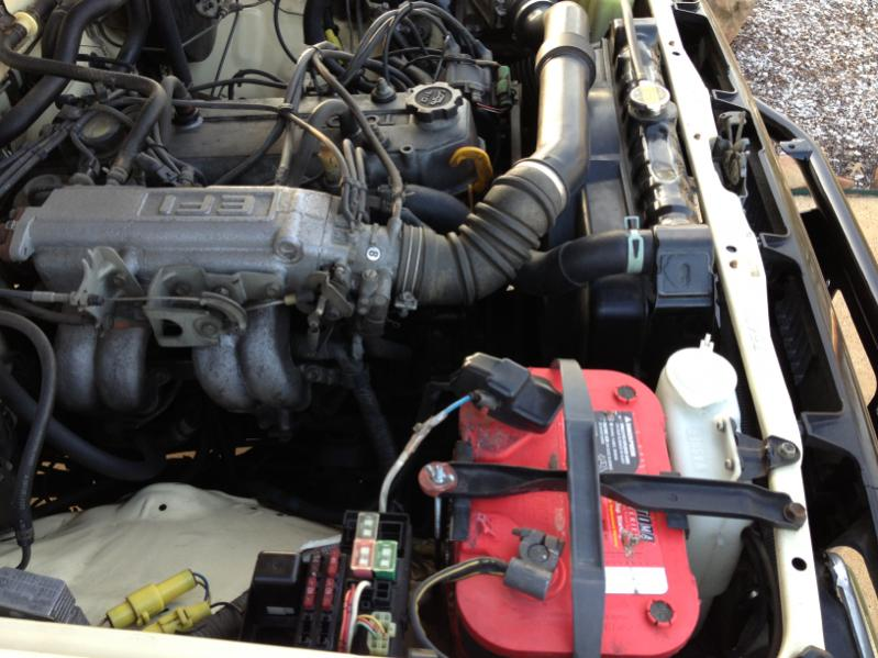 Wanted '86 Hilux Engine Fuse Box Cover Ih8mud Forum