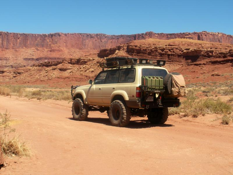 For Sale - Built FZJ80 - Locked - Lifted - Expedition ...