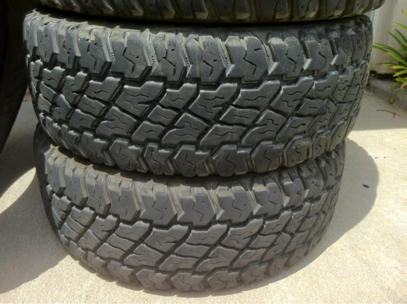 2010 Toyota Tundra For Sale >> For Sale - 285/75R16 Cooper ST-Maxx tires -set of 5 | IH8MUD Forum