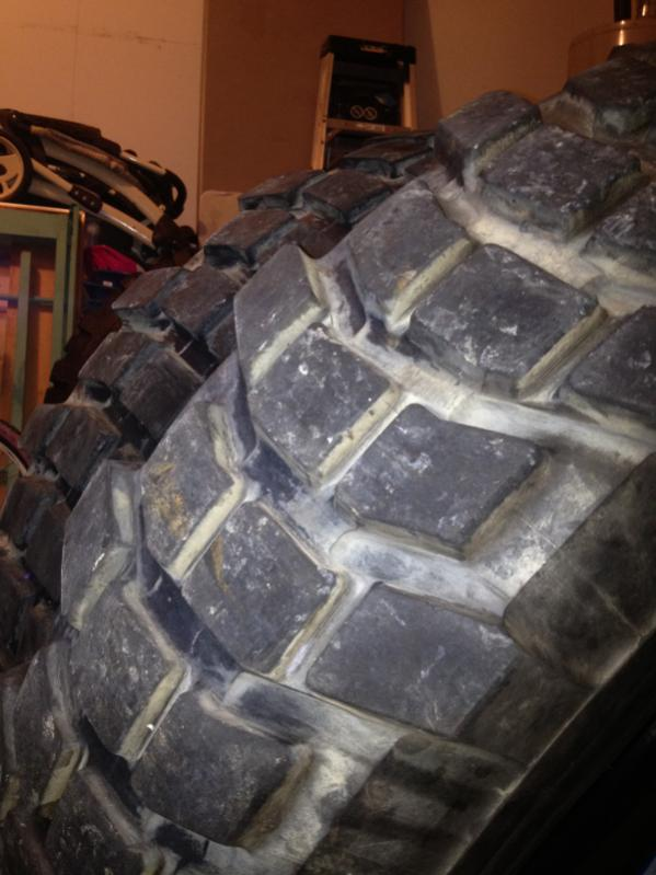 Michelin XL 11.00R16 Up For Grabs | IH8MUD Forum