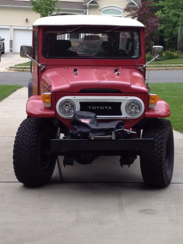 Fj40 Turn Signal Modifications