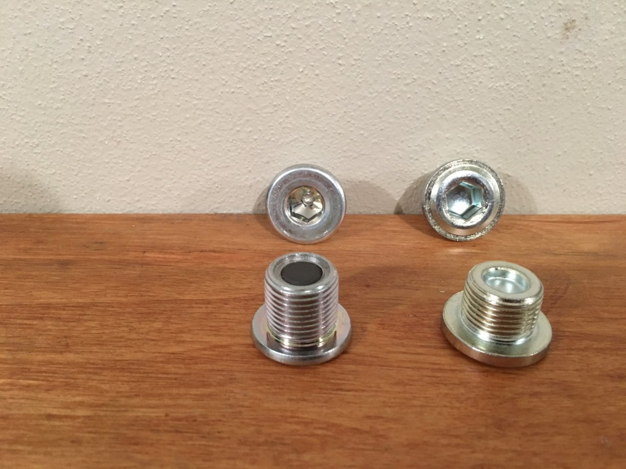 Clarification on drain plugs    | IH8MUD Forum