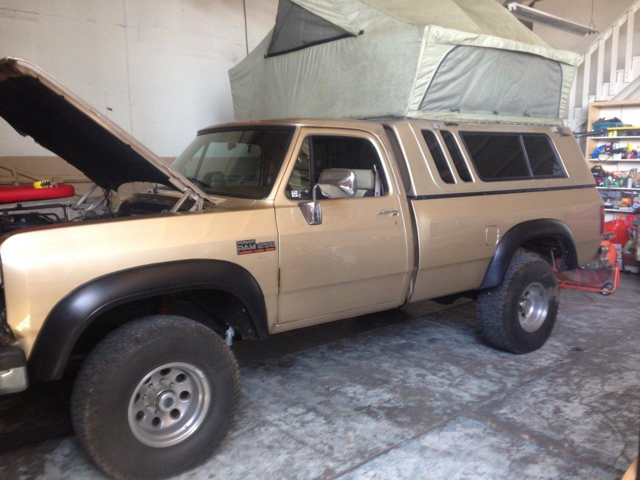& For Sale - Wildernest camper top for truck | IH8MUD Forum
