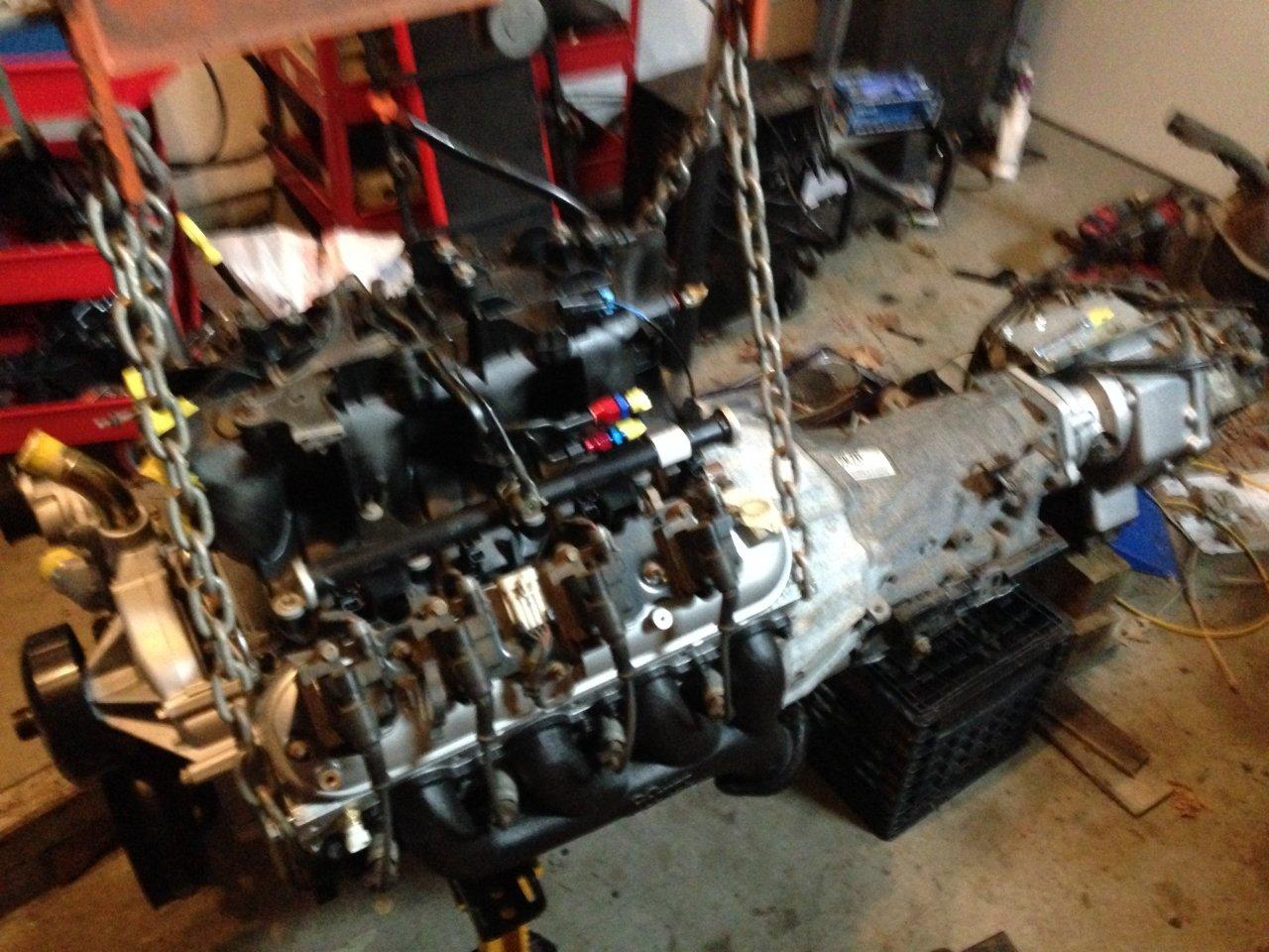 2014 4runner For Sale >> For Sale - Complete LS Swap LQ9 Parts   IH8MUD Forum