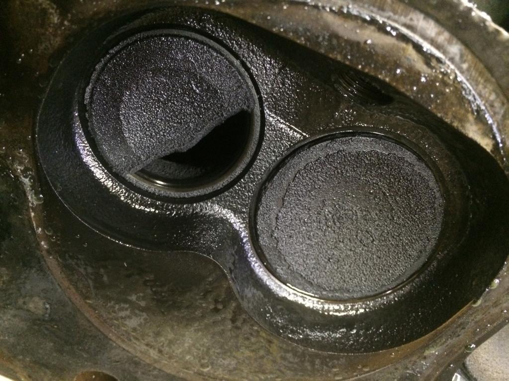 Exhaust Valve stuck open | IH8MUD Forum