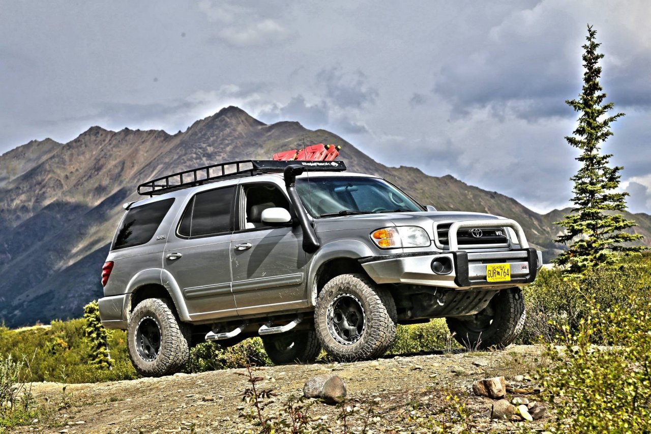 Toyota Tundra Bumper Question on arb bumper for Sequoia 1st generation | Page 2 ...