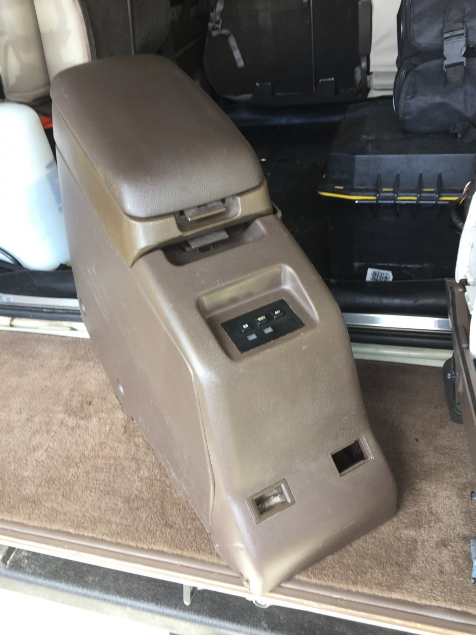 Used Car Parts For Sale >> For Sale - Center console Fridge | IH8MUD Forum