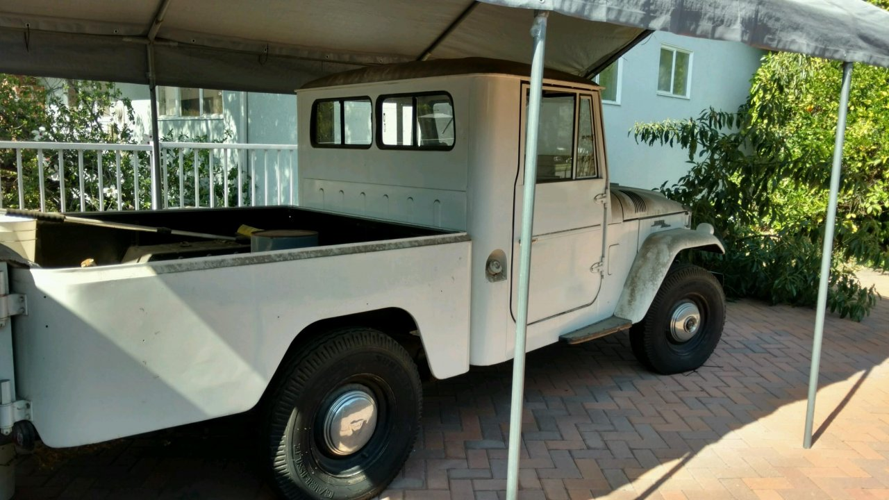 For Sale - 1963 fj45 one owner no rust | IH8MUD Forum