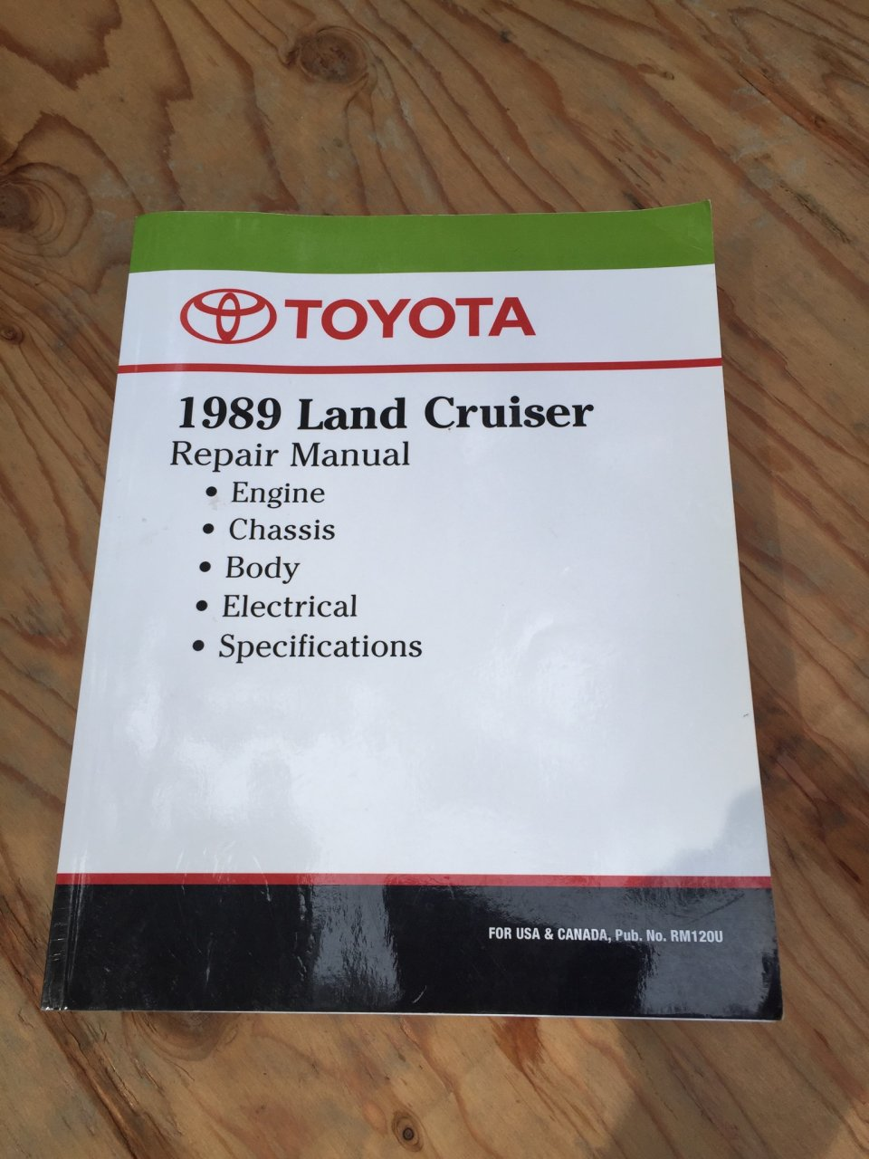 for sale oem toyota 1989 fj62 service manual ih8mud forum rh forum ih8mud com FJ62 Build Lifted FJ62