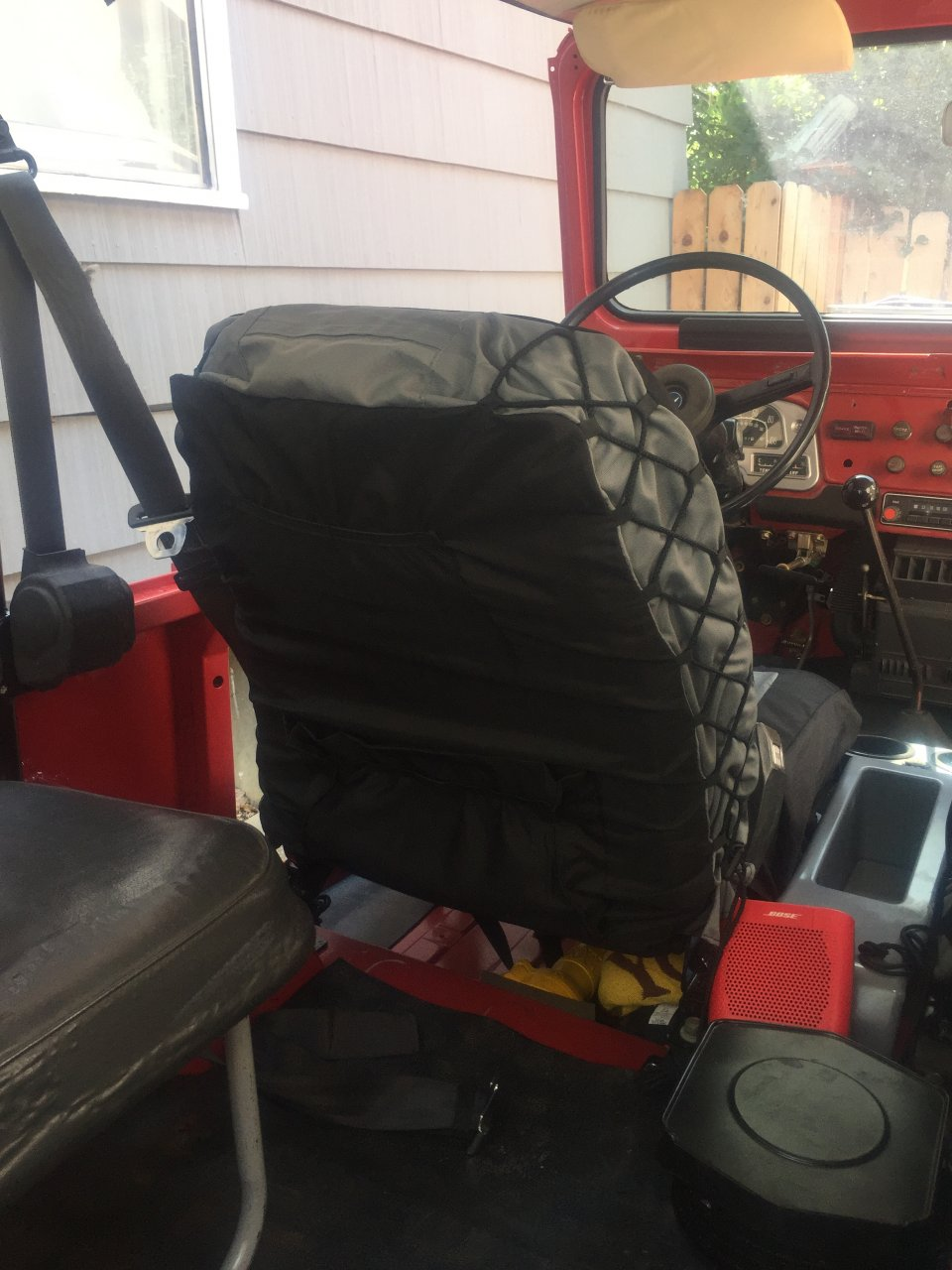 Awesome Trailgear Low Back Seat Covers From Cabelas Ih8Mud Forum Dailytribune Chair Design For Home Dailytribuneorg