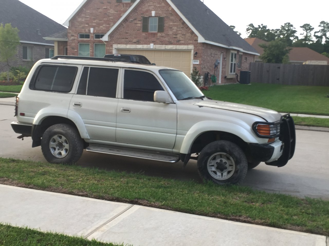 parting out 1991 toyota land cruiser houston tx ih8mud. Black Bedroom Furniture Sets. Home Design Ideas