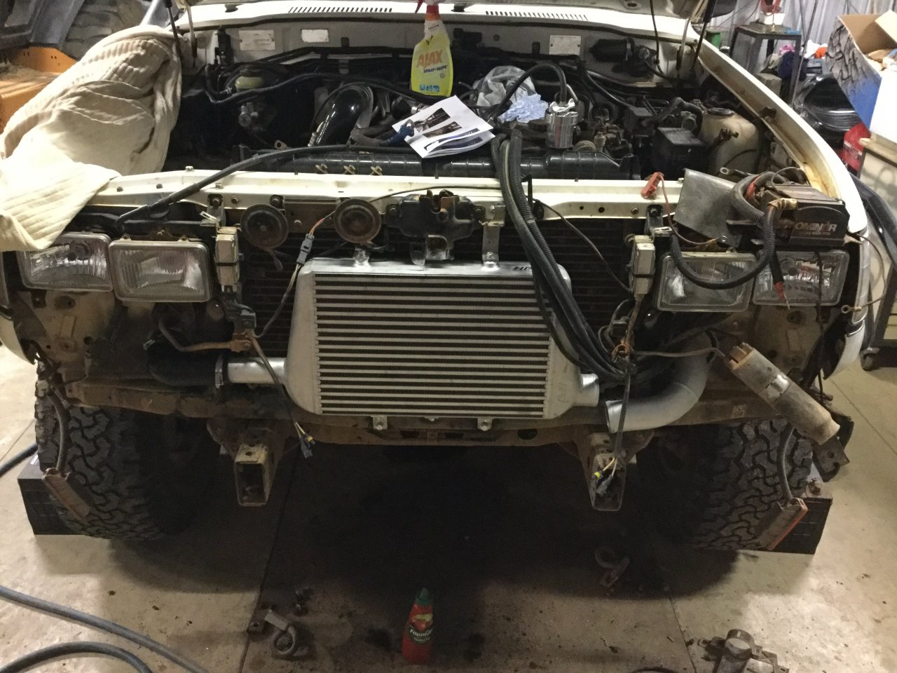 Stock 1hdtft upgrade to Gturbo Badboy or Grunter ? | IH8MUD Forum