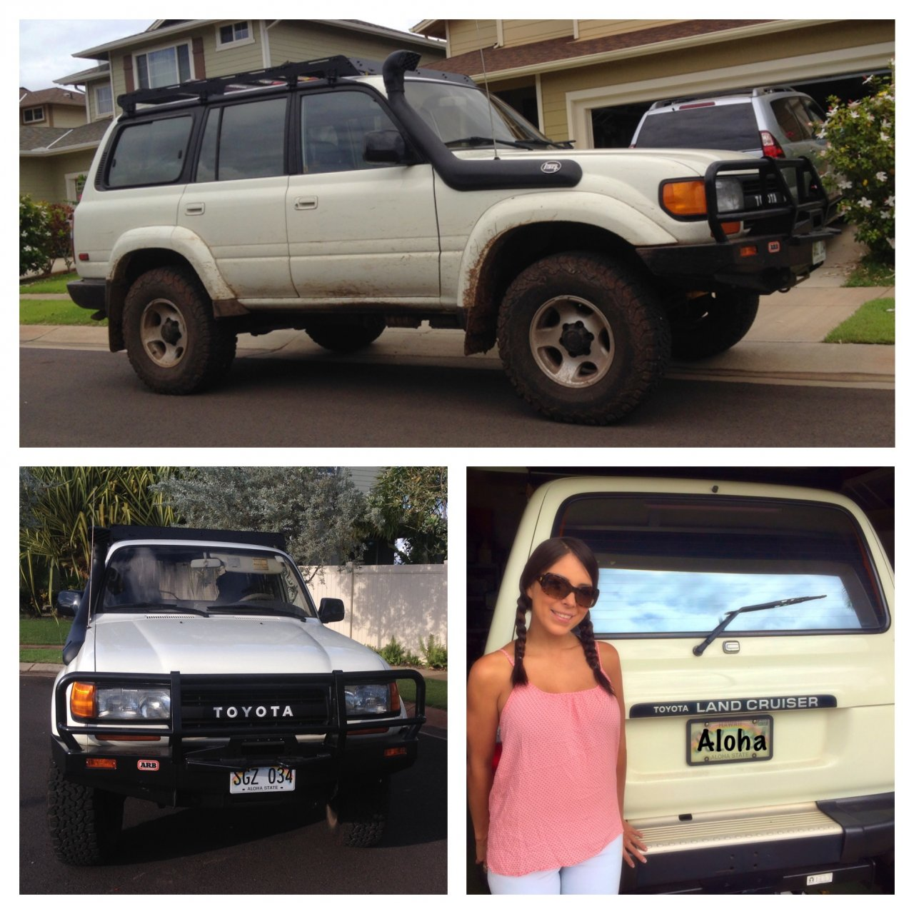 My First Land Cruiser Just Discovered This Forum Page
