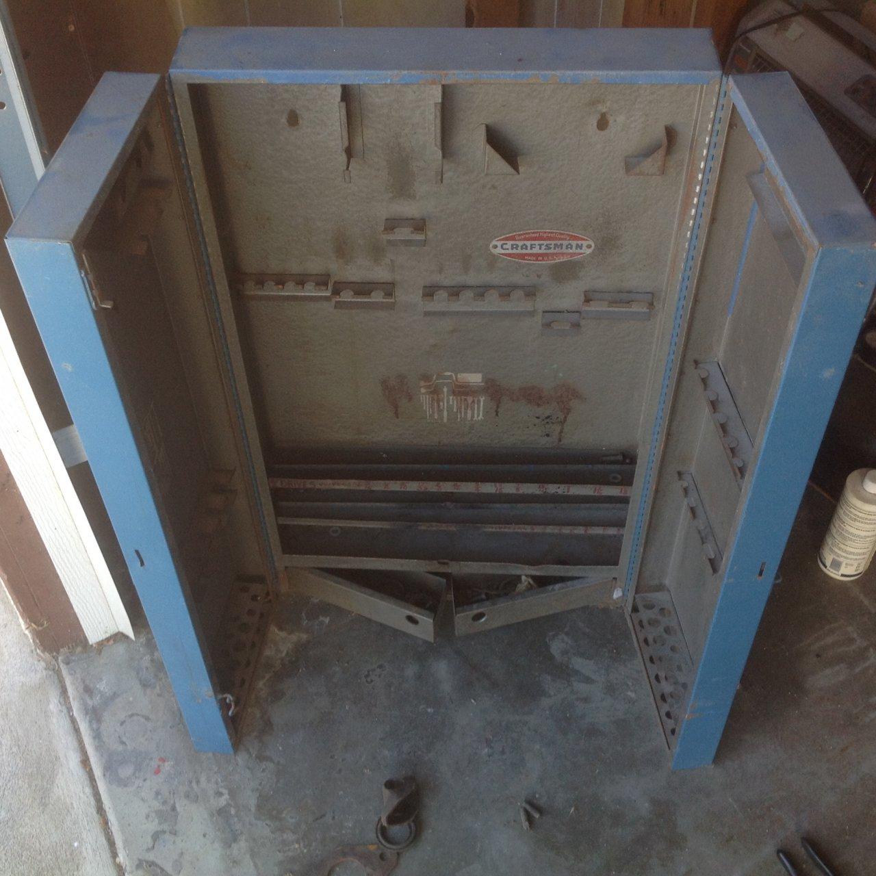 image.jpeg & For Sale - Vintage Craftsman wall cabinet in SoCal | IH8MUD Forum