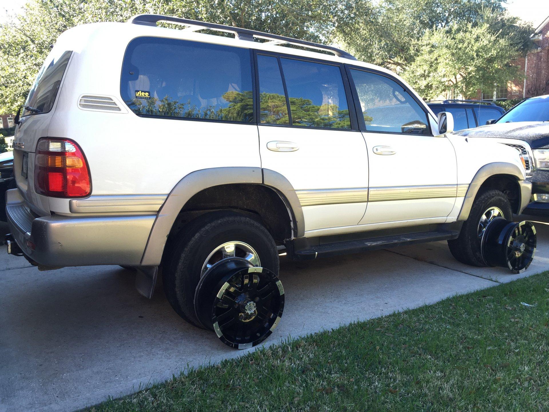 Keep 16inch Wheels Or Get 18s Ih8mud Forum