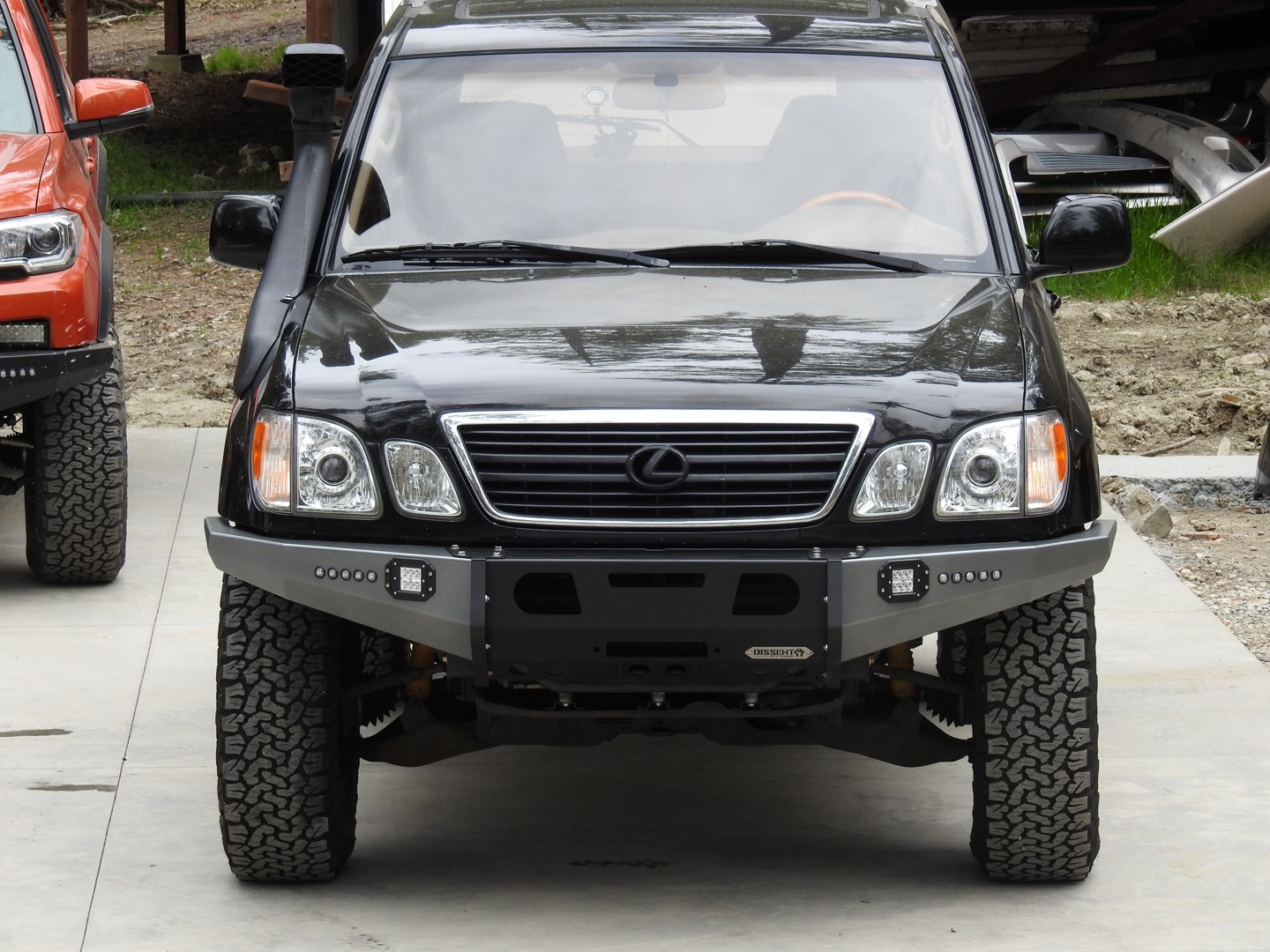 Dissent offroad modular front bumper | Page 84 | IH8MUD Forum