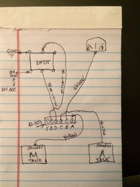 resolved!! help? pollak 6 port problem ih8mud forum fuel tank selector valve wiring diagram at bayanpartner.co