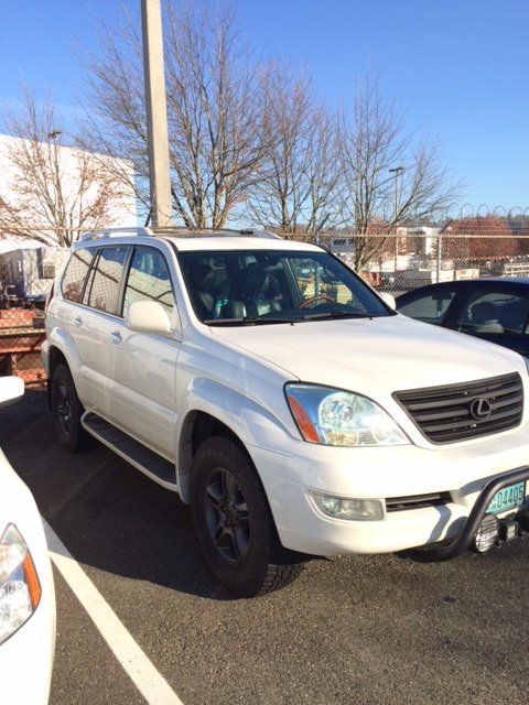 Suspension opinions wanted for mild lift on 2004 GX470
